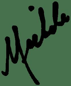 michele signature